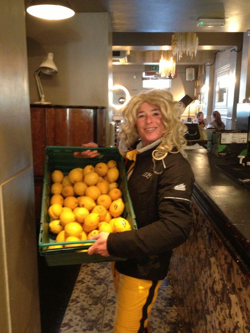 Home lemons