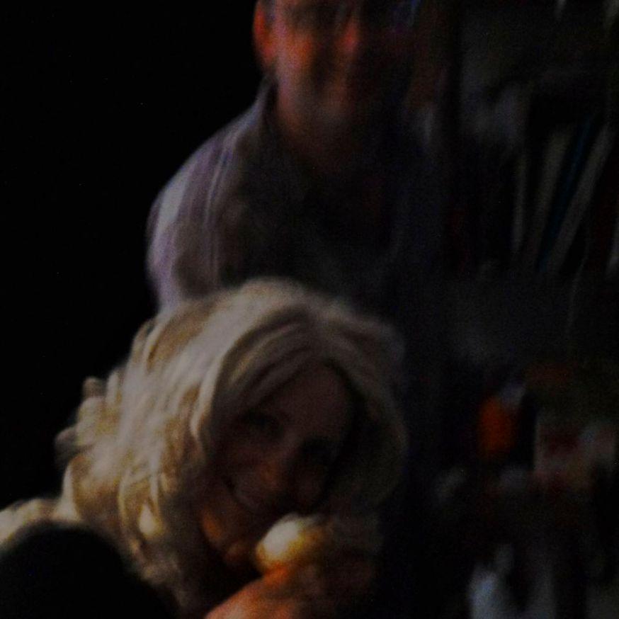 Kate and Giles