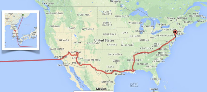 US ROUTE 2015